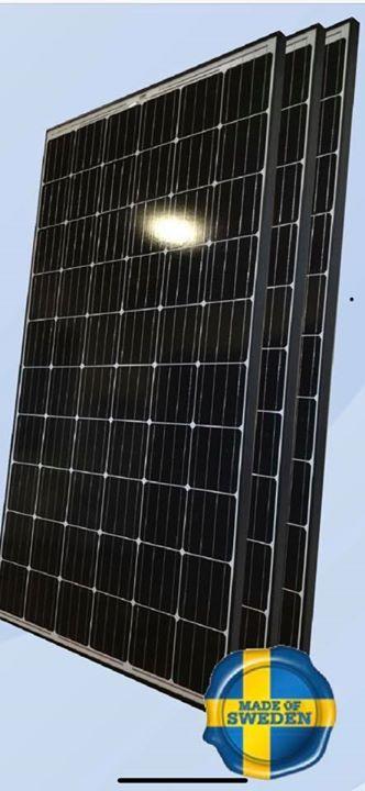 Funderar ni på solceller ? Vi monterar solceller från svenska Windon. Riktigt bra solceller som är tillverkade och framtagna för svenska klimatet. ?☀️?????