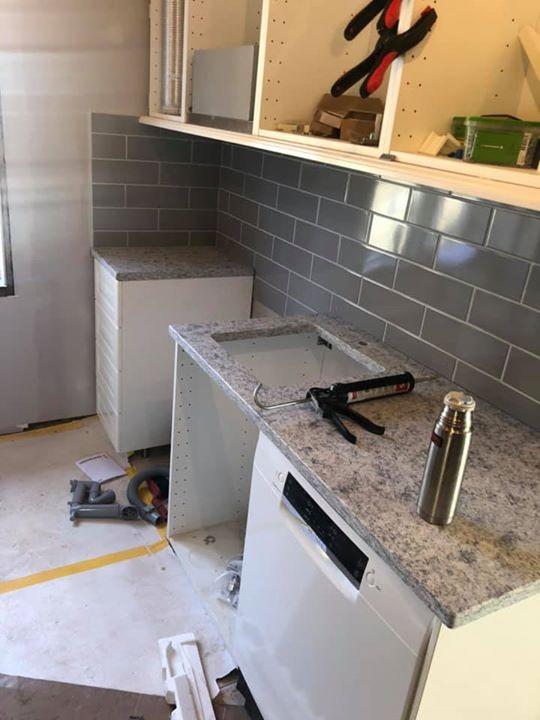 Lite kök fix i Brottby ? Trevlig påsk